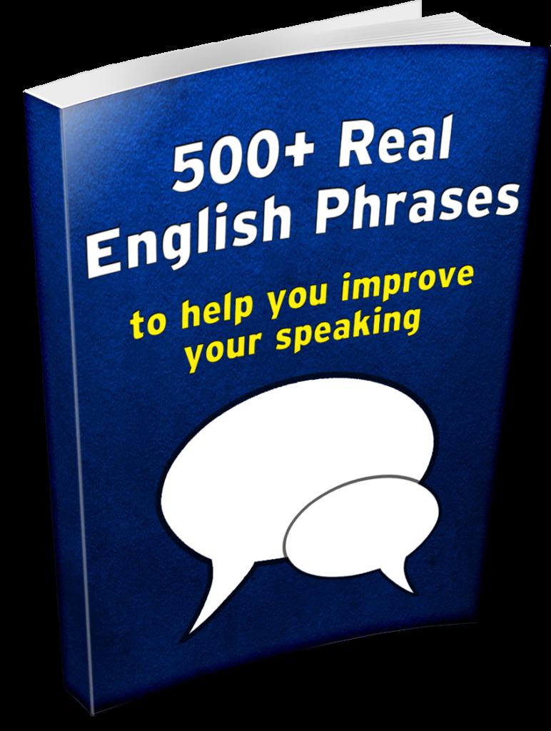 500 cụm từ tiếng anh giao tiếp thông dụng