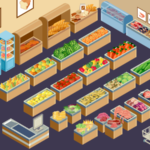 tiếng anh tại siêu thị