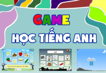 game hoc tieng anh